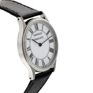 Tiffany & Co. Portfolio Stainless Steel Watch