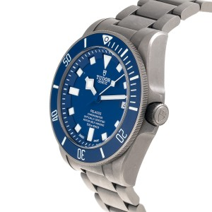 Tudor Pelagos Chronometer 25600TB Automatic Blue Dial 42mm Mens Watch