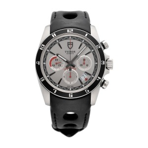 Tudor Grantour 20530N 42mm Mens Watch