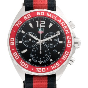 Tag Heuer Formula One McLaren Limited Edition CAZ1112 Black Dial Quartz 42mm Mens Watch