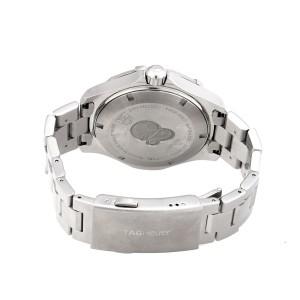 Tag Heuer AquaRacer WAP2010 Stainless Steel 41mm Mens Watch