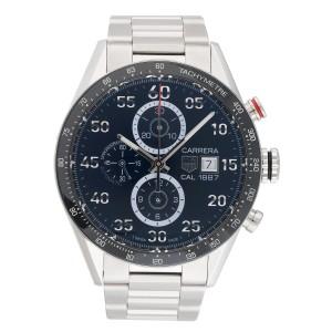 Tag Heuer Carrera Chronograph Calibre 1887 Automatic Men's Watch CAR2A10