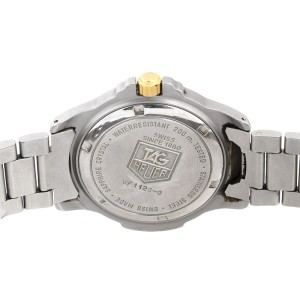 Tag Heuer Mens TwoTone WF1220 Watch