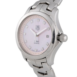 Tag Heuer Link WJF131B.BA0572 27mm Womens Watch