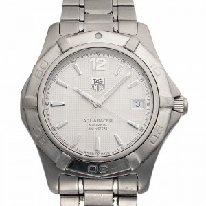 Tag Heuer 2000 Aquaracer WAF2111.BA0806 38.4mm Mens Watch