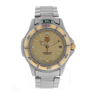 TAG Heuer 4000 Professional 995-406 Men's 40mm Watch