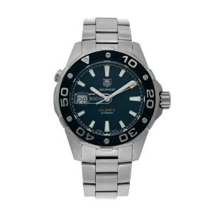 Tag Heuer Aquaracer WAJ2112.BA0870 43mm Mens Watch