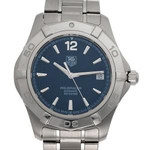 Tag Heuer Aquaracer WAF2112.BA0806 38.5mm Mens Watch