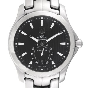Tag Heuer Link WJF211A Stainless Steel Automatic 39mm Mens Watch