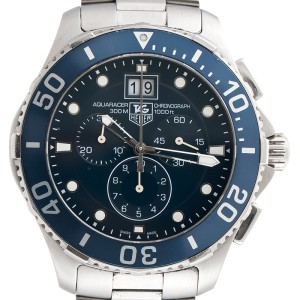 Tag Heuer Aquaracer CAN1011.BA0821 Stainless Steel 43mm Mens Watch
