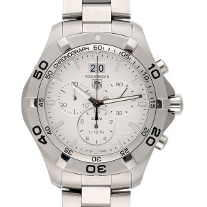 Tag Heuer Aquaracer Grande CAF101F 44mm Mens Watch