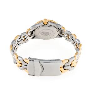 Tag Heuer S/el S95.208 Date Two-Tone Quartz 24mm Women Watch