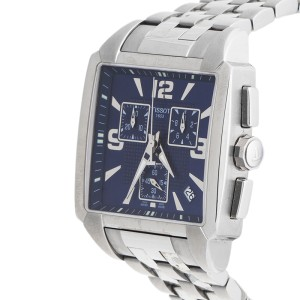 Tissot T0055171104700 T-Trend Quadrato Stainless Steel 40mm Watch