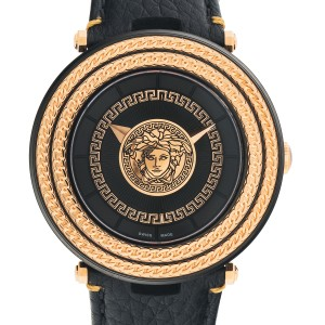 Versace V-Metal Icon VQL03 0015 46mm Mens Watch
