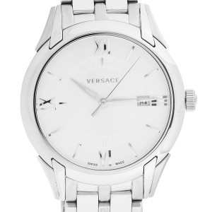 Versace Men's Apollo Stainless Steel Mens Watch