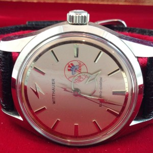 Super Rare Longines-Wittnauer Yankees Electrochron