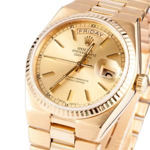 Rolex Day Date Oyster 19018 Quartz Watch