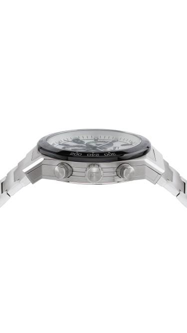 Ferragamo Silver 43mm
