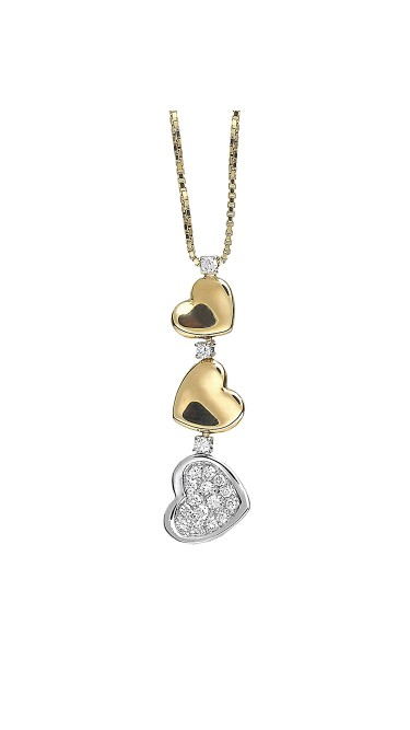 Crazy In Love Pendant Necklace