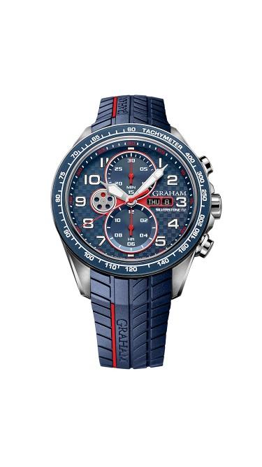 Graham Silverstone RS Racing 2STEA.U02A.K107F 46mm Mens Watch