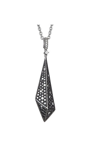 ZYDO Glam Noir Necklace