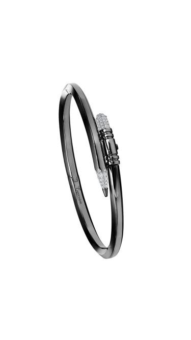TZURI Black Gold Small Signature Bracelet