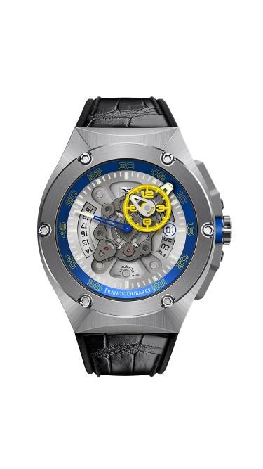Franck Dubarry Crazy Wheel CW-0402 43.5mm Mens Watch (Pre-Order)