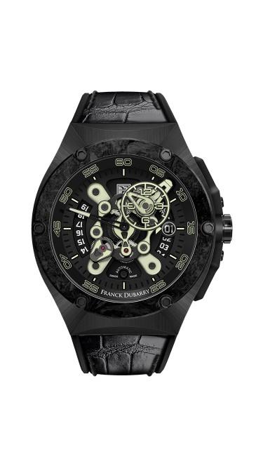 Franck Dubarry Crazy Wheel CW-0405 43.5mm Mens Watch (Pre-Order)