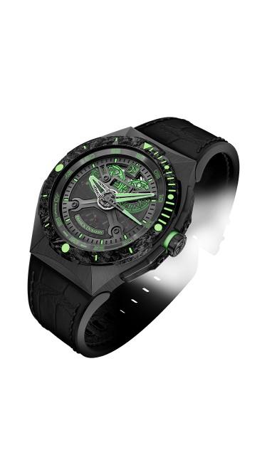 Franck Dubarry Diver DIV-01 43.5mm Mens Watch (Pre-Order)