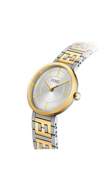 Forever Fendi Silver 29 mm F102201301