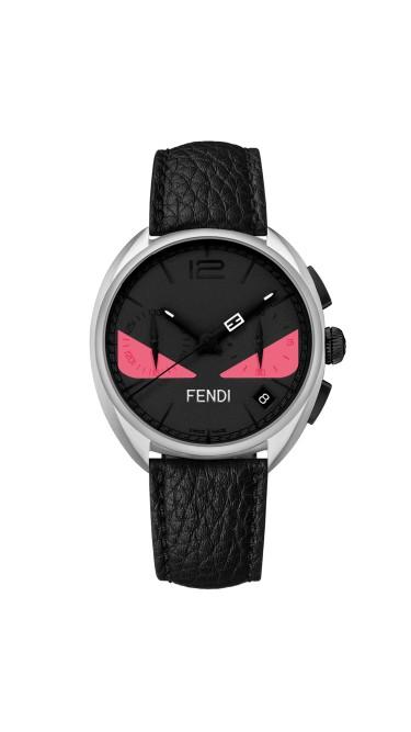 Momento Fendi Bugs Black 40 mm F214011711