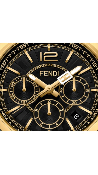 Momento Fendi Black 46 mm F231111000