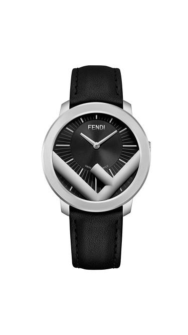Fendi Timepieces Run Away Man F710011011 41 mm Mens Watch