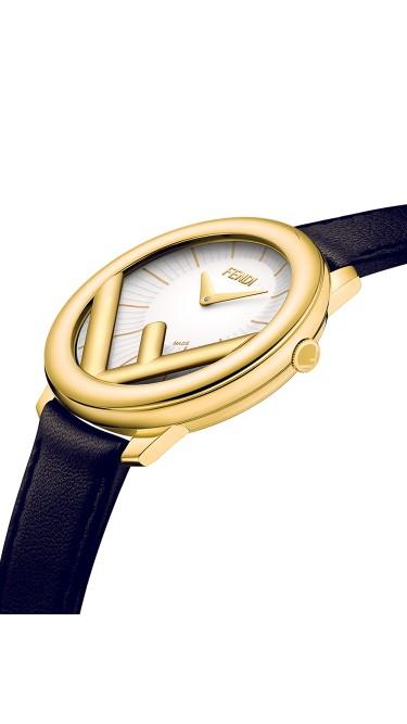 Fendi Timepieces Run Away F710434011 36 mm Womens Watch