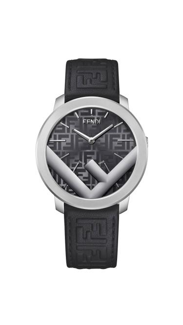 Fendi Timepieces Grey 41 mm F716016011