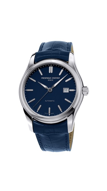 Frederique Constant Clearvision & Classics Index Automatic FC-303NN6B6