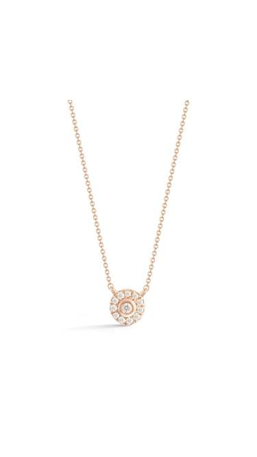Lauren Joy 14k Rose Gold Necklace