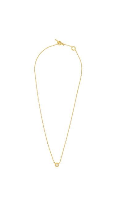 Yossi Harari Jewelry Yossi Harari Jewelry Roxanne 24K Gold Diamond Necklace
