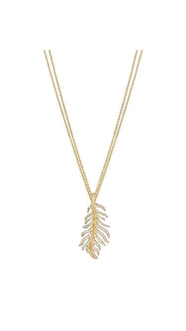 The Phoenix Necklace