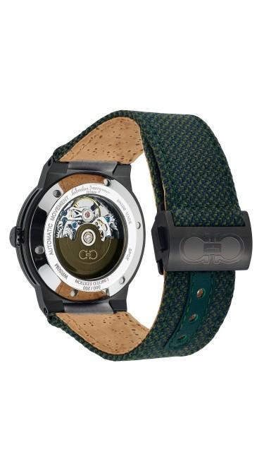Ferragamo Green 41mm SFCX00520