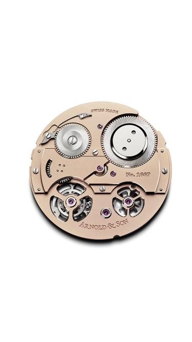 Arnold & Son Tourbillon Chronometer No.36 (Gunmetal) 1ETAS.B01A.T113S