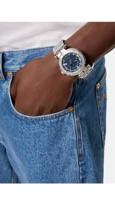 Versace Blue 45 mm VEPM00420