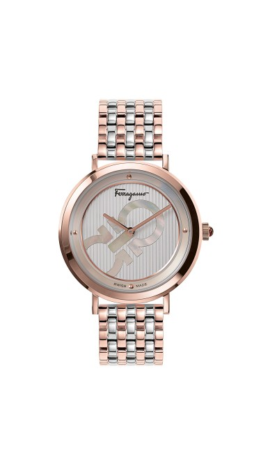 Ferragamo White 36mm