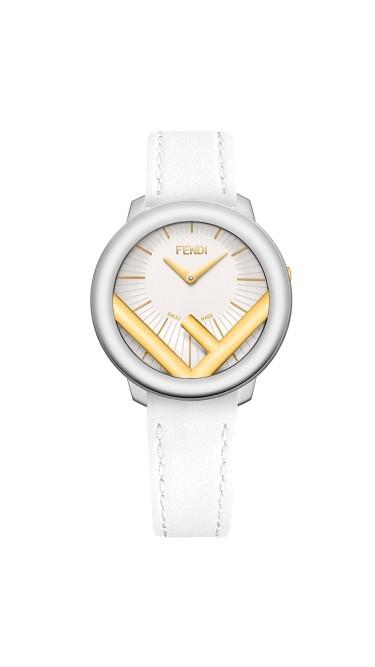 Fendi Timepieces Run Away F710134041 36 mm Womens Watch