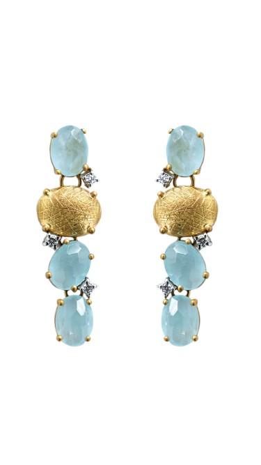 Ipanema Gold 18kt Earrings