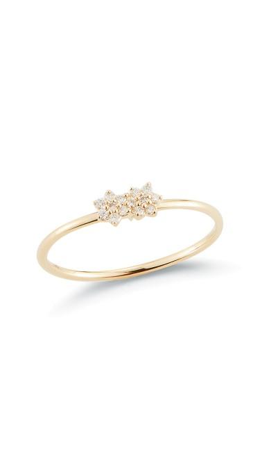 Jennifer Yamina Stacking Ring