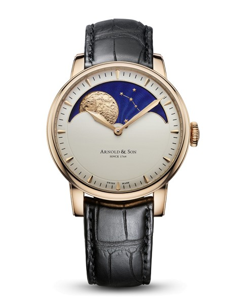 Arnold & Son HM Perpetual Moon 1GLAR.I01A Watch