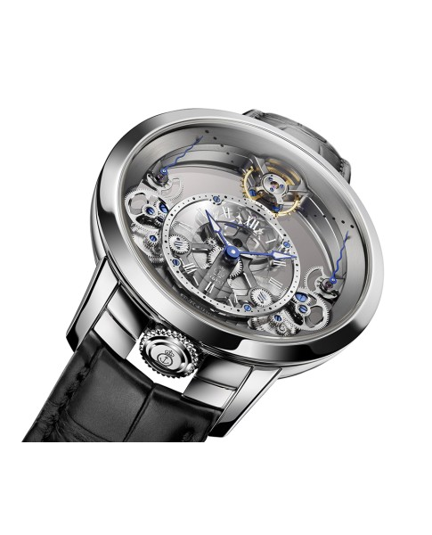 Arnold & Son Time Pyramid 1TPAS.S01A Watch