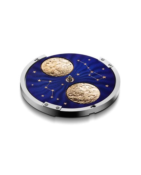 Arnold & Son HM Double Hemisphere Perpetual Moon 1GLAR.U03A Watch