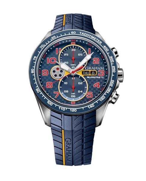 Graham Silverstone RS Racing 2STEA.U01A.K106F 46mm Mens Watch
